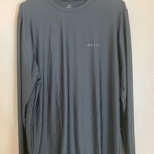 Men's long sleeve shirt.